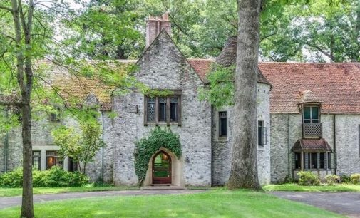 Greensboro, NC's Historic c.1935 Ayrshire Mansion Reduced to $2.9M, Prev. $3.75M (PHOTOS)