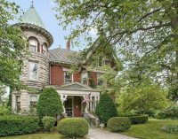 Manitowoc, WI's Historic c.1897 Spindler House for $429K (PHOTOS)