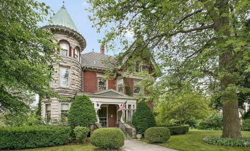 Manitowoc, WI's Historic c.1897 Spindler House Sells for $352K (PHOTOS)