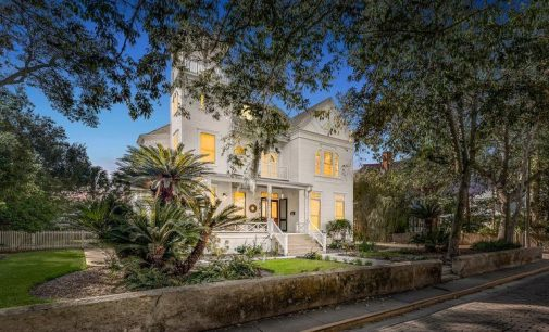 St. Augustine, FL's Historic c.1887 Hibbard House for $1.39M (PHOTOS & VIDEO)
