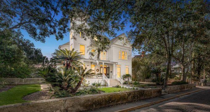 St. Augustine, FL's Historic c.1887 Hibbard House for $1.39M (PHOTOS & VIDEO)