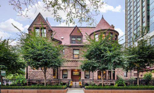 c.1888 Richardsonian Romanesque Mansion in Chicago, IL Reduced to $19.5M (PHOTOS)