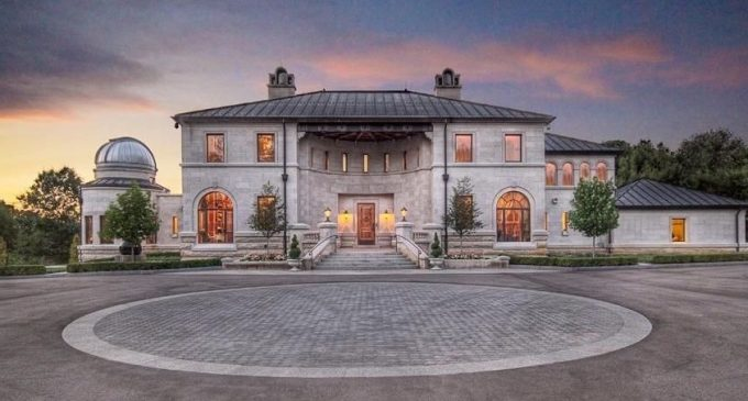 Michigan's 50 Acre Dogwood Manor Drops to $1.67M, To Be Auctioned (PHOTOS)