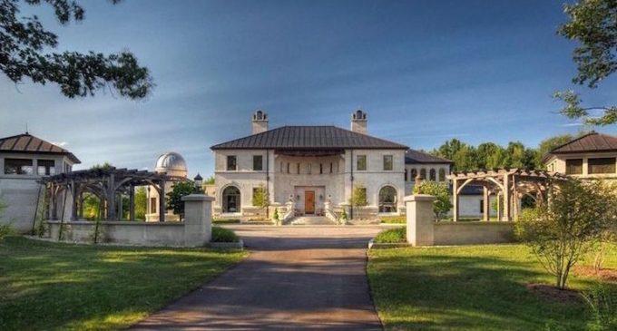 Michigan's 50 Acre Dogwood Manor Estate Reduced to $2.8M, Prev. $5.9M (PHOTOS)