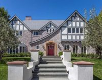Before & After: Transformed c.1927 Tudor Revival Home in Beverly Hills Sells for $13.57M (PHOTOS)