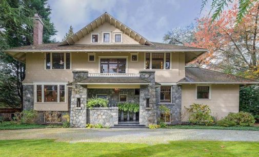 106 Year Old First Shaughnessy Dream Home Hits the Market for $18.98M (PHOTOS & VIDEO)
