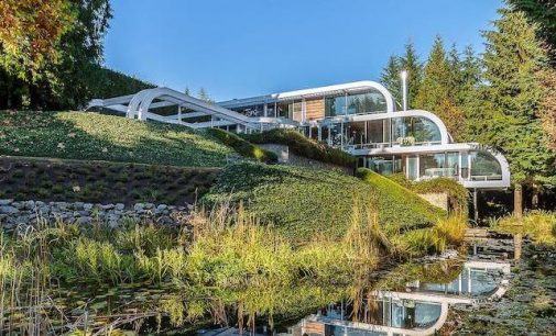 Arthur Erickson's Famed Eppich House 2 in West Vancouver, BC Reduced to $13.8M, Prev. $16.8M (PHOTOS & VIDEO)