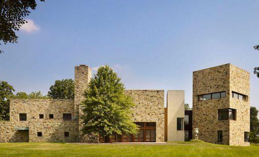Arbor Hill, A 37,000 Sq. Ft. Philadelphia Masterpiece by Architect Rafael Viñoly Reduced to $22M, Prev. $30M (PHOTOS)