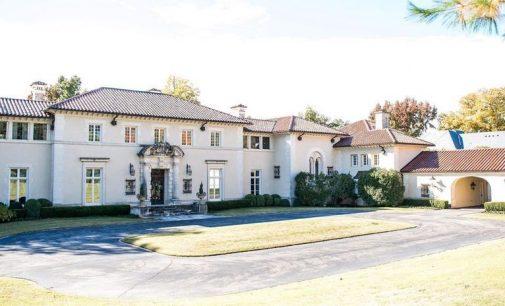 Mediterranean Villa Designed by Richardson Robertson Lists in Tulsa, OK for $7.5M (PHOTOS)