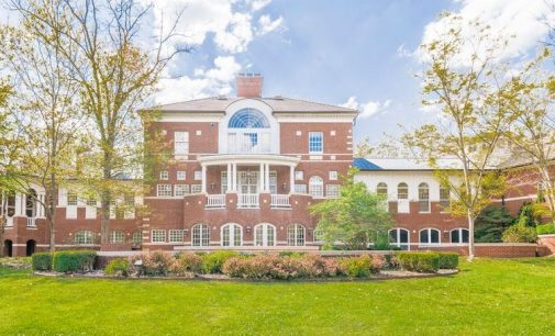 19,000 Sq. Ft. Brick Georgian in Dublin, OH Reduced to $1.95M, Prev. $2.9M (PHOTOS)