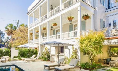 Charleston, SC's Historic c.1850 Richard Reynolds House for $6.99M (PHOTOS)