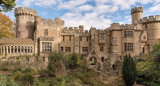 Take a Tour of the UK's Historic Medieval Devizes Castle, On the Market for £2.5M (PHOTOS
