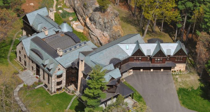Inside a Remodelled 17,000 Sq. Ft. Weston, MA Residence Listed for $18.9M (PHOTOS)