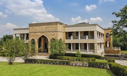 Burr Ridge, IL's 30,000 Sq. Ft. Villa Taj Reduced to $7M, Prev. $26.5M (PHOTOS & VIDEO)
