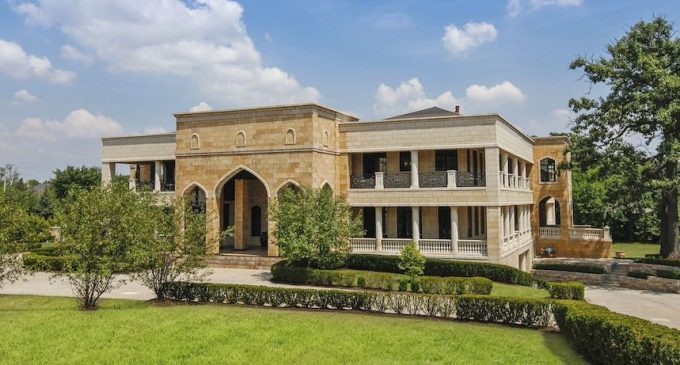 Burr Ridge, IL's 30,000 Sq. Ft. Villa Taj Reduced to $7M, Prev. $26.5M (PHOTOS & VIDEO)