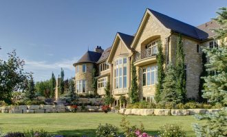Terre Blanche, A 17,000 Sq. Ft. French Manor in Calgary, AB Reduced to $15M, Prev. $20M (PHOTOS & VIDEO)