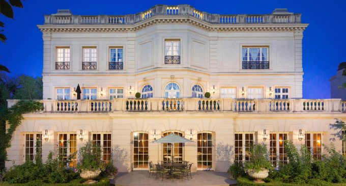 $50M Lincoln Park Masterpiece in Chicago, IL Taken off the Market (PHOTOS)