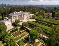 Historic c.1935 Chartwell Estate Sets Real Estate Record After Selling for $150M (PHOTOS)