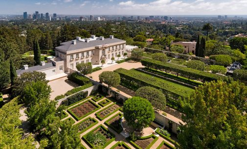 Historic c.1935 Chartwell Estate in L.A. Reduced to $195M, Prev. $350M (PHOTOS)