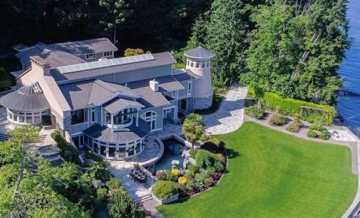 24 Acre Vashon Island, WA Waterfront Estate Reduced to $14.9M, Prev. $20M (PHOTOS & VIDEO)
