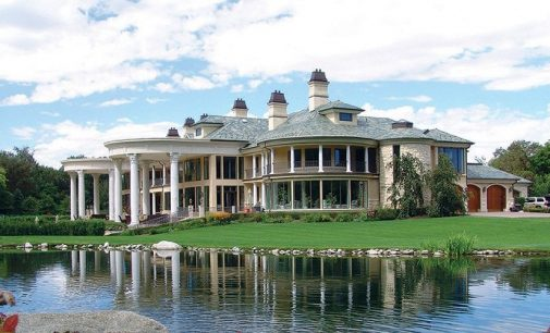 Empty 32,000 Sq. Ft. Mansion in Holladay, UT Reduced to $3.7M, Prev. $30M (PHOTOS & VIDEO)