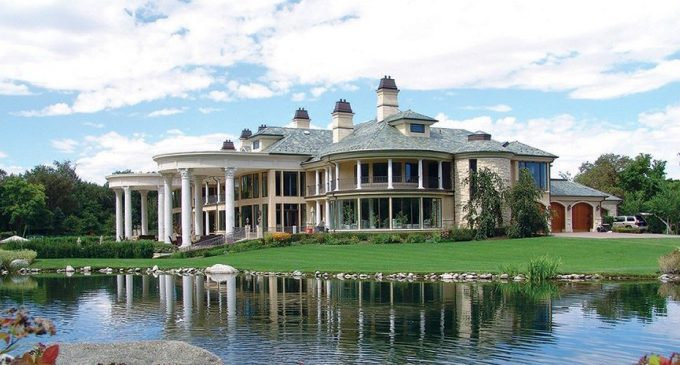 Empty 32,000 Sq. Ft. Mansion in Holladay, UT Reduced to $3.33M, Prev. $30M (PHOTOS & VIDEO)