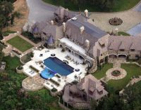 Tour a 12M Stone Mansion Overlooking Grapevine Lake in Flower Mound, TX (PHOTOS)
