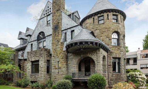 Portland, OR's Historic c.1892 Richardsonian Romanesque Mackenzie House Sells for $2M (PHOTOS)