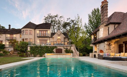 Inside a $10.99M Woodside Mansion Reimagined by Linda L. Floyd Interior Design (PHOTOS)