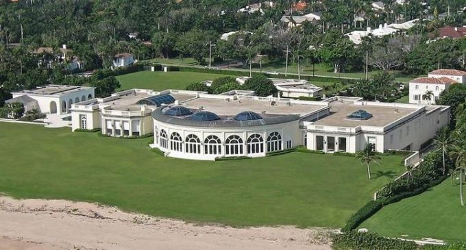 Russian Billionaire Demolishes Trump's Former $95M Palm Beach Mansion (PHOTOS)