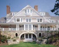 The Cotuit House Overlooking Sampson's Island by Hutker Architects (PHOTOS)
