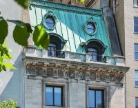 Devastating Fire Ravages $50M Gilded Age Mansion on NY's Fifth Avenue (PHOTOS)