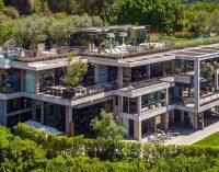 Bel Air's 25,000 Sq. Ft. Villa Sarbonne Lists for $88M (PHOTOS & VIDEO