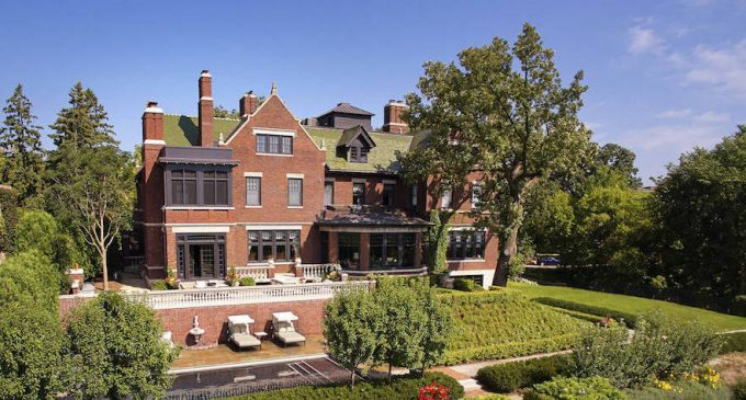 Historic St. Paul Mansion Renovation by Charlie & Co. Design (PHOTOS)