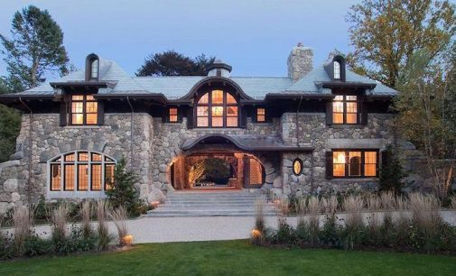 Inside a Stone and Shingle Dream Home in Brookline, MA by Meyer & Meyer (PHOTOS)