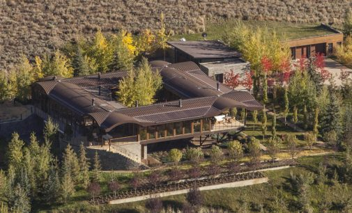 292 Acre Mountain Retreat with Michael Lustig Designed Main House for $21.5M (PHOTOS)