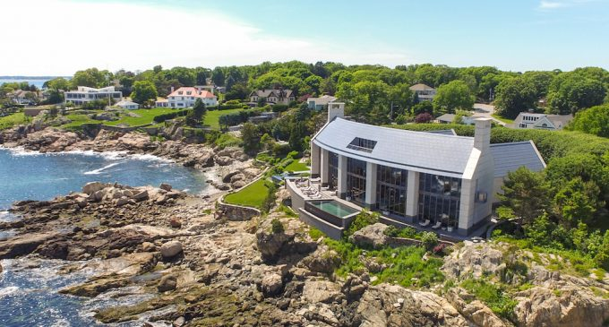 Architectural Oceanfront Marvel Designed by Booth Hansen Sells for $7.7M (PHOTOS & VIDEO)
