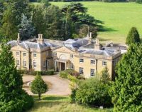 Inside An Abandoned £10M Country Mansion on 125 Acres in England (PHOTOS & VIDEO)