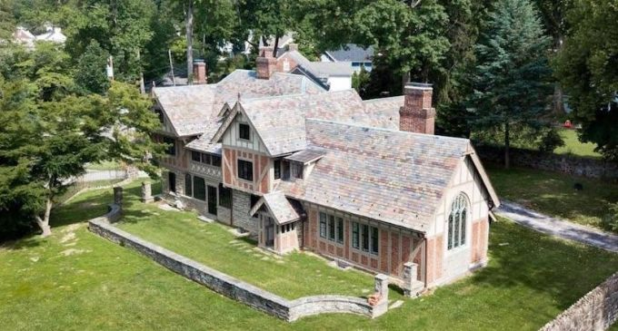 Restored c.1925 Assisi Residence in Wayne, PA Sells for $1.32M (PHOTOS)
