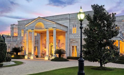 Foreclosure: Regency-Style Texas Manor Reduced to $9.75M, Prev. $15.9M (PHOTOS & VIDEO)