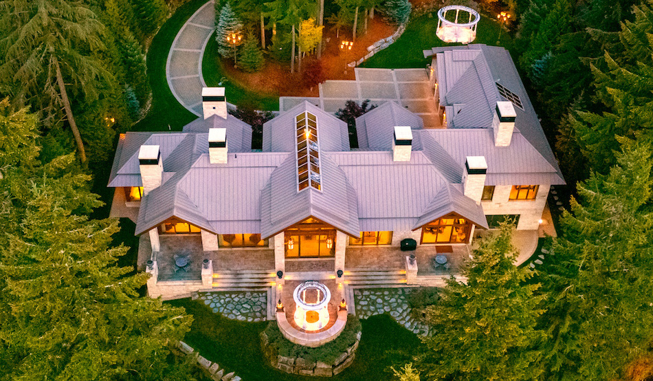 Alta Lake Waterfront Estate in Whistler, BC Reduced to $20M CAD (PHOTOS)