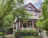 Historic c.1904 Queen Anne Revival Steps from Chicago's Southport Corridor Reduced to $1.99M, Prev. $2.29M (PHOTOS)