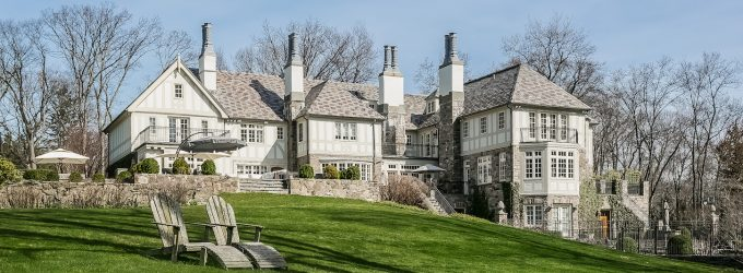 Historic c.1930 English Manor in Greenwich, CT Reduced to $9.75M, Prev. $13.75M (PHOTOS)