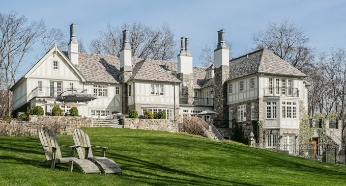 Historic c.1930 English Manor in Greenwich, CT Reduced to $8.95M, Prev. $13.75M (PHOTOS)