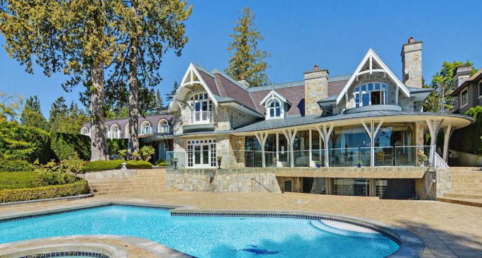 Inside White Rock, BC's $15.8M Dolphin Gate Estate (PHOTOS & VIDEO)