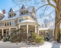 c.1895 Queen Anne Victorian in Winchester, MA for $2.5M (PHOTOS)