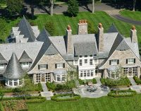 Tour a Stone Manor in Greenwich, CT by Shope Reno Wharton (PHOTOS)