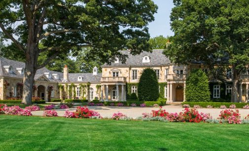 Amarpali, An American-French Country Home by Wadia Associates in Greenwich Reduced to $29.5M, Prev. $33M (PHOTOS)