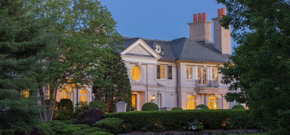 Shope Reno Wharton Masterpiece in Brookline, MA Reduced to $38M, Prev $90M (PHOTOS & VIDEO)