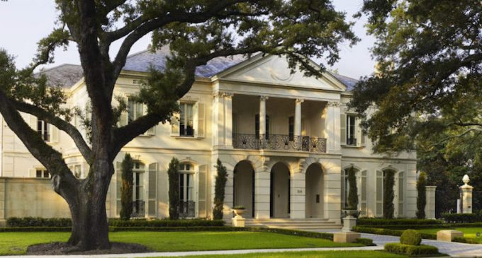 Northline Residence in Old Metairie, LA by Trapolin-Peer Architects (PHOTOS)